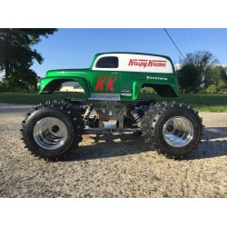 CPE-TRMSWB: Clodbuster Terminator Short Wheelbase Chassis