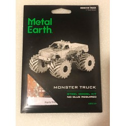 CPE-USA1MODEL:  Metal Earth USA-1 model monster truck