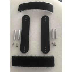 CPE-VELBMTAL: Velcro Body Mount Kit - AL