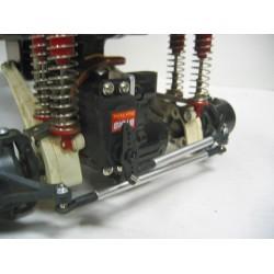 CPE-VERTSTRCF: Clodbuster Vertical Servo Mount - Carbon Fiber