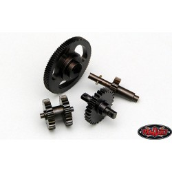 CPE-WKGEAR: HPI Wheely King Hardened Steel Transmission Gearset