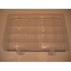 CPE-STOR24: 24 Compartment Hardware Storage Case