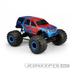 JConcepts 10th Scale 2005 Ford Expedition MT Body