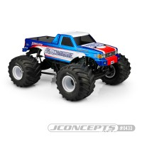 JConcepts 10th Scale 1989 Ford F250 Body - LWB