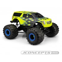 JConcepts 10th Scale 2007 Cadillac Escalade MT Body