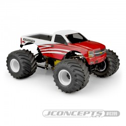 JConcepts 10th Scale 2005 Chevy 1500 MT Single Cab