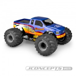 JConcepts 10th Scale 2005 Ford F250 Super Duty Body