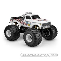 JConcepts 10th Scale 1970 Chevy K10 Body - USA1 Edition