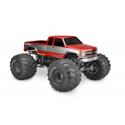 JConcepts 10th Scale 1988 Chevy Silverado Ext. Cab Body