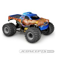 JConcepts 10th Scale 2005 Chevy 1500 MT Samson Replica Body