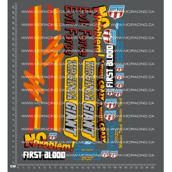 CPE-FORDDECAL: Old-School Ford Truck Decal Sheet