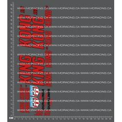 CPE-KINGKONGDECAL: King Kong Decal Sheet