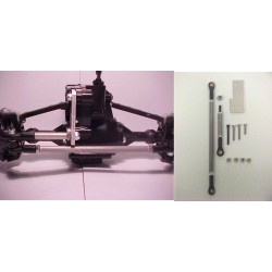 CPE-LOC2: Clodbuster Rear Steer Lockout Kit - Aluminum Links