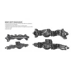 Redcat Wendigo Pre-Assembled XR247 Axle Kit
