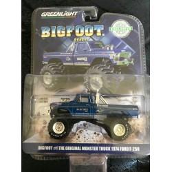Greenlight 2018 Hobby Exclusive Bigfoot #1 (1:64 Scale)