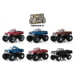 Greenlight 2019 Kings of Crunch Complete Series 2